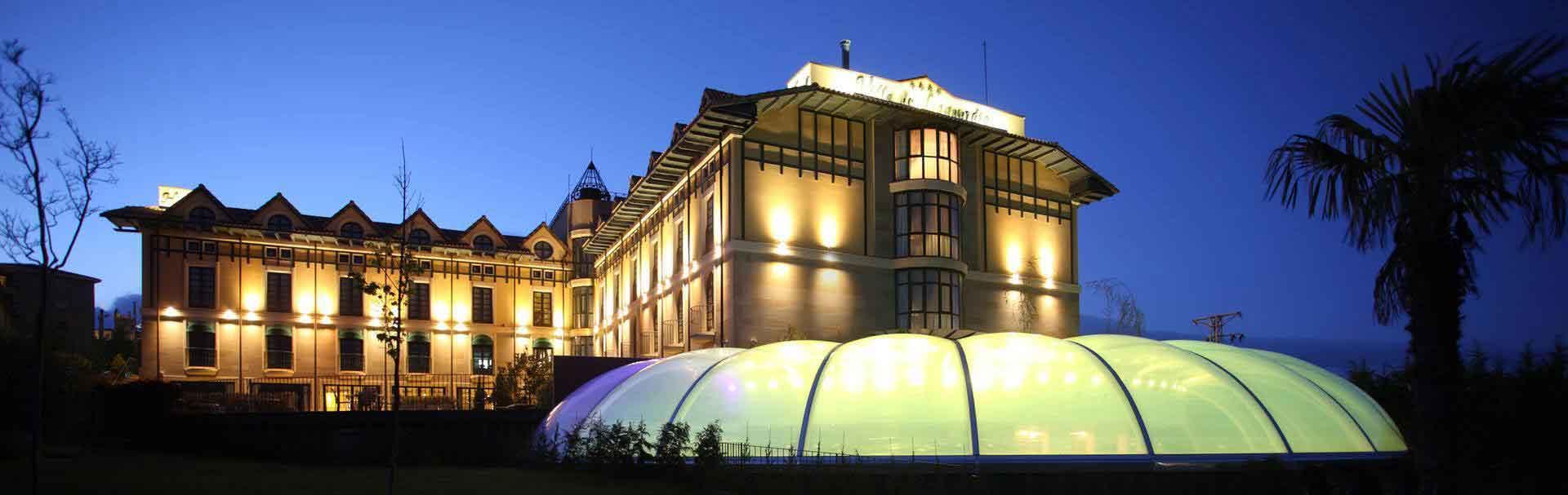 Hoteles del Vino