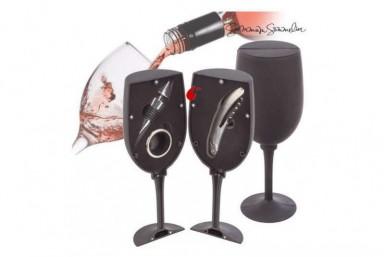 Set de Vino Copa Summum Sommelier
