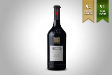 Vivanco Parcelas de Graciano
