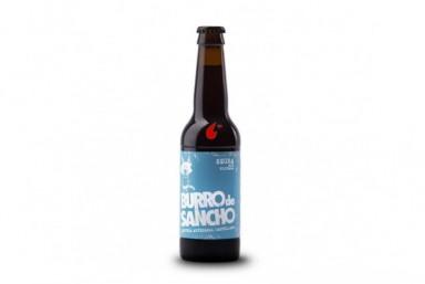 Burro de Sancho - Negra