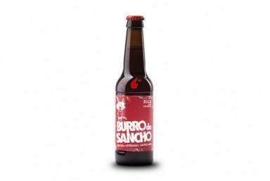 Burro de Sancho - Roja