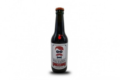 Cervezart - Malvados Roja